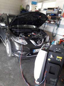 Opravy a bežný servis klimatizácií