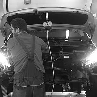 Montáž a servis chladiarenských zariadení pre ľahké úžitkové vozidlá