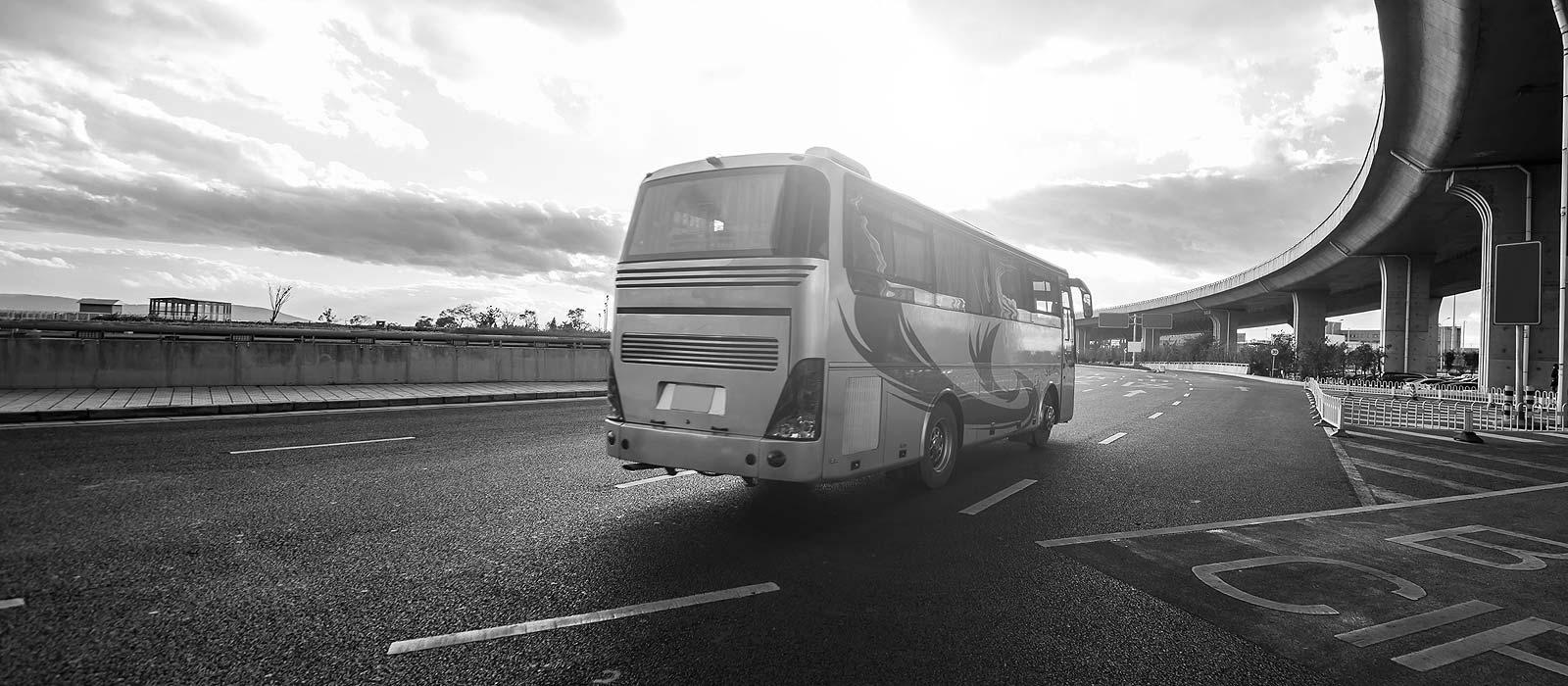 Autobus a minibus
