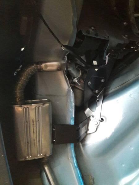 RANGE ROVER EVOQUE 2019 montáž nezávislého kúrenia ThermoTop EVO