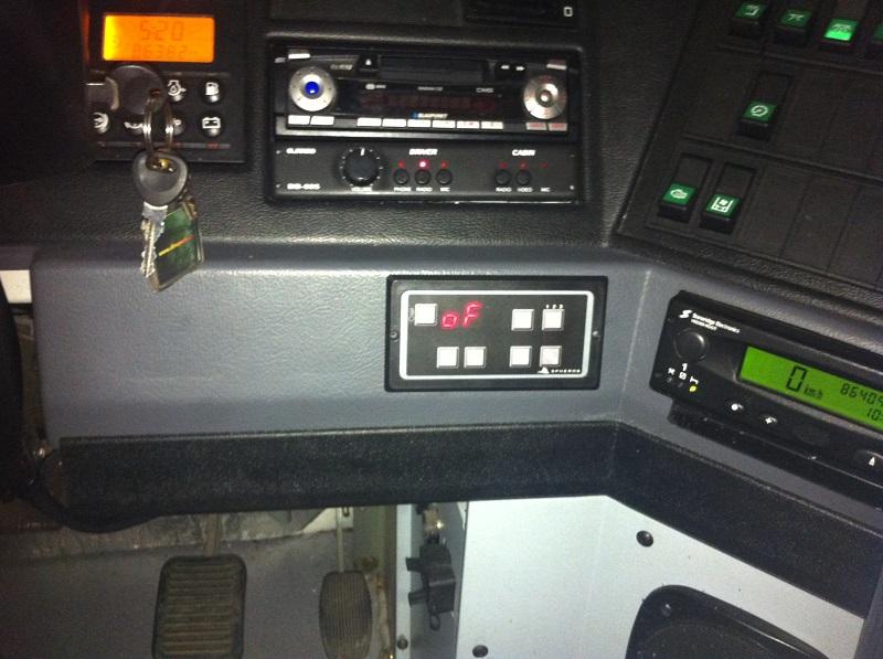 Karosa C954 ZVJS montáž klimatizácie Aerosphere Midi 25 kW